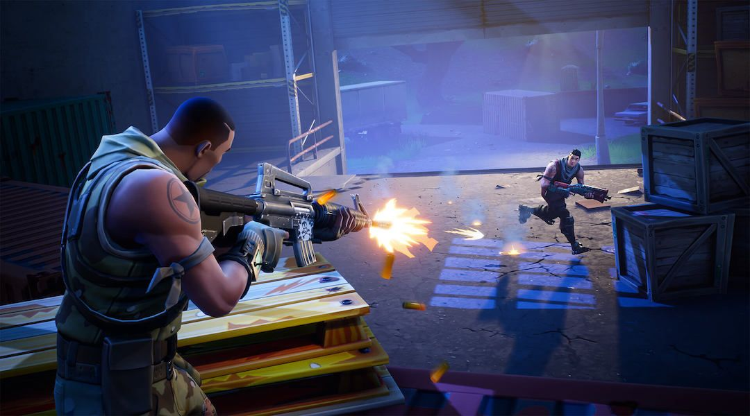 Fortnite: 13-Year Old's Account Hacked After Being Tricked by Fellow