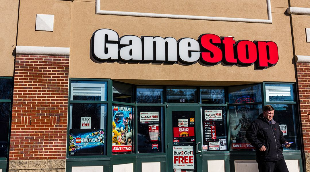GameStop in Talks for Buyout | Game Rant