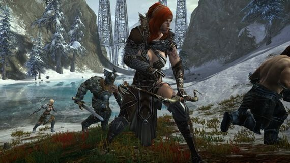 Guild Wars 2' Hands-On Preview | Game Rant