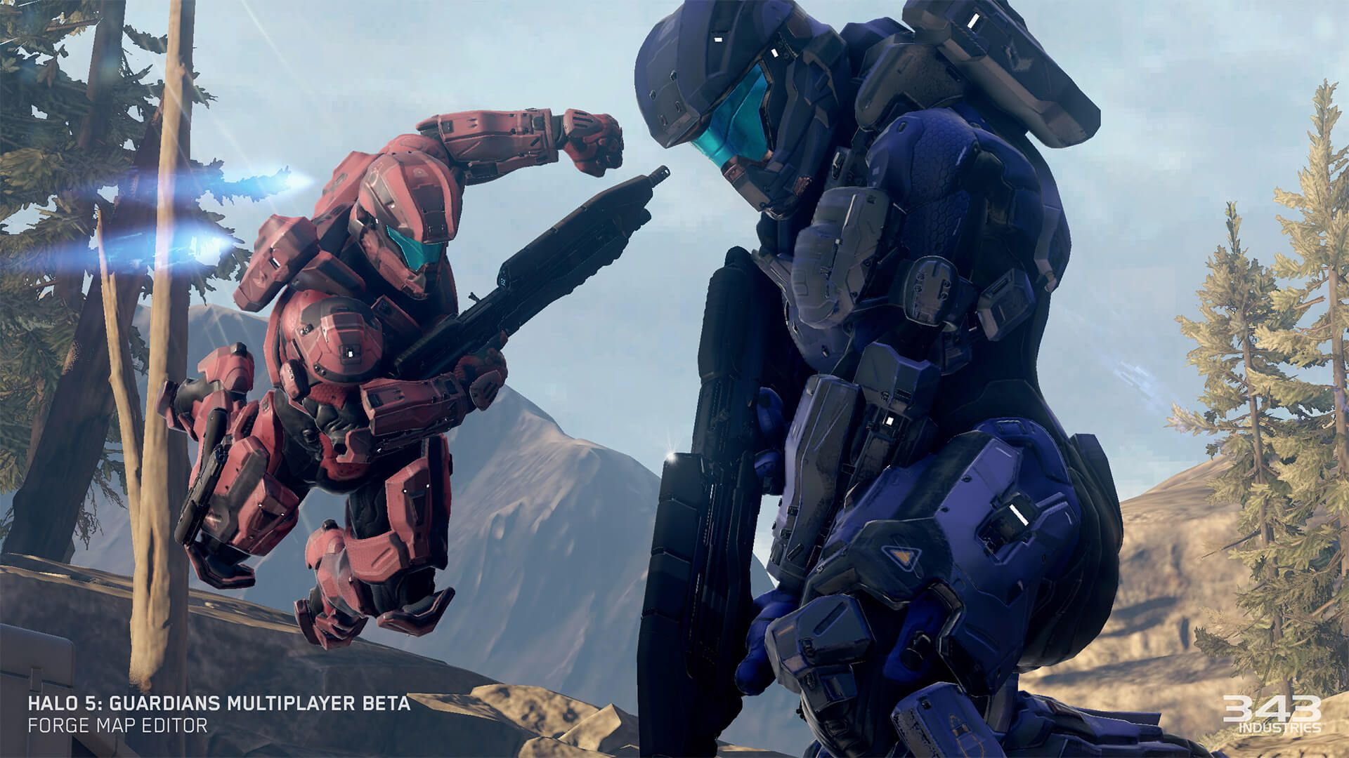 Halo 5: Guardians Forge Mode Tools Arriving on PCs for Free