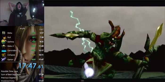 Gamer Sets New World Record for 'Ocarina of Time' Speedrun