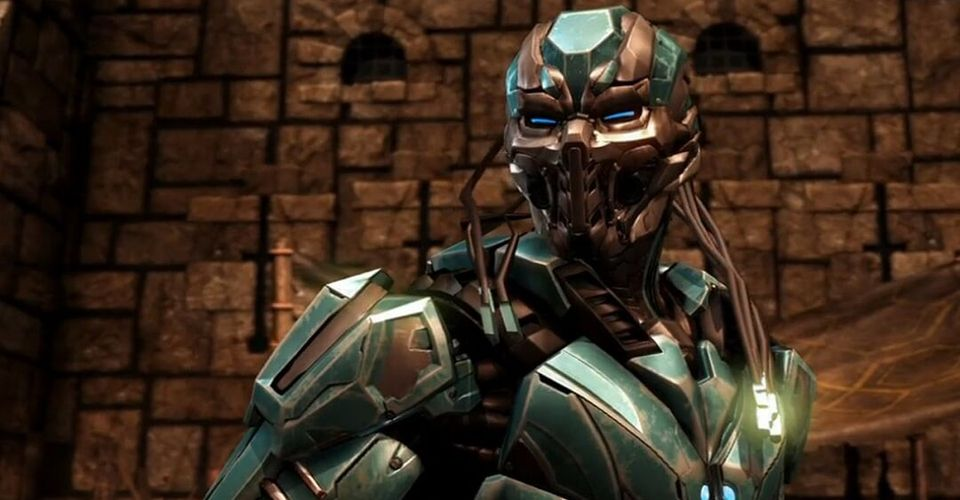 Mortal Kombat X S Triborg Includes A Fourth Variation Of Cyber Sub