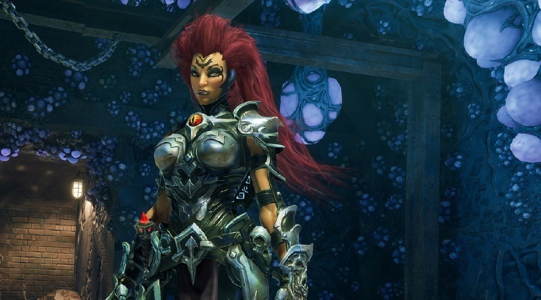 Darksiders 3 Gameplay Video Shows Fighting a Lava Brute