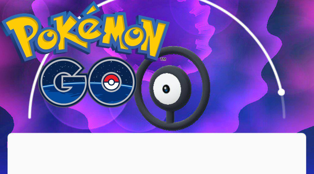 Pokemon GO Unown Limited Time Event is Live | Game Rant
