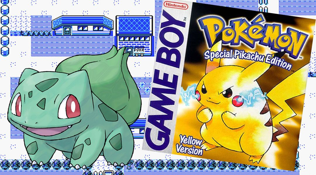 yellow bulbasaur to in pokemon How get