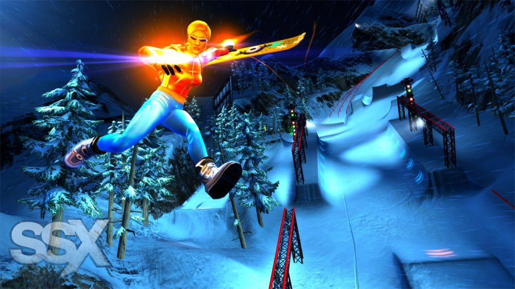 Ssx Video