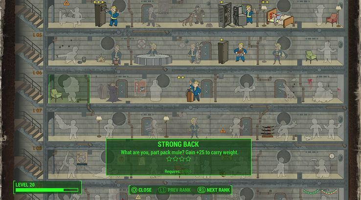 Fallout 4 Guide: How to Carry More Items | Game Rant