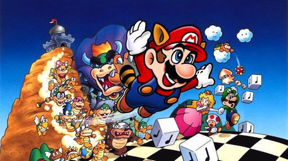 Fan-Made 'New Super Mario Bros  3' Trailer Will Rock Your Worlds