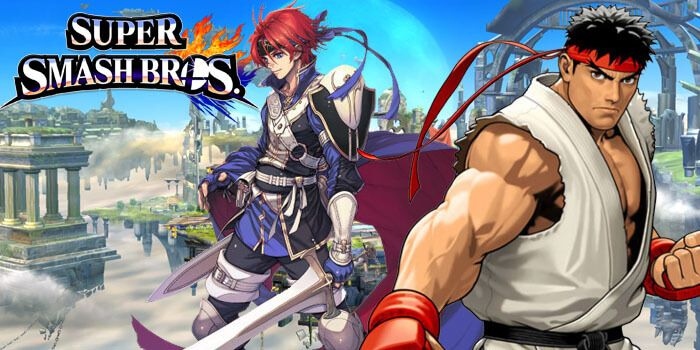 Roy and Ryu From 'Street Fighter' Joining 'Super Smash Bros ' Roster?