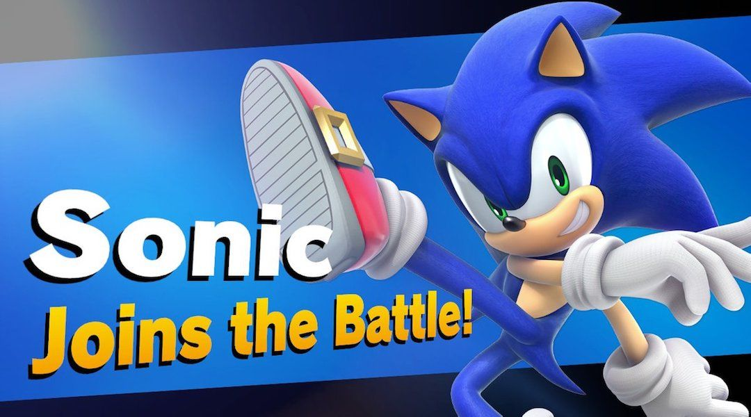 Super Smash Bros Ultimate How To Unlock Sonic The Hedgehog