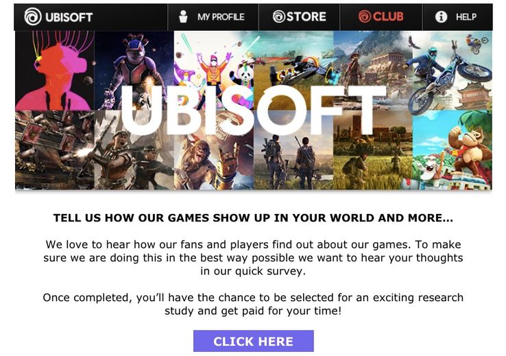 Ubisoft Will Pay You for Your Video Game Feedback | Game Rant