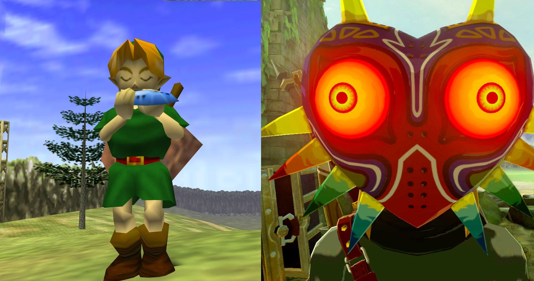 Zelda: 10 Things Fans Didn't Realize Happened Between Ocarina Of Time And Majora's Mask
