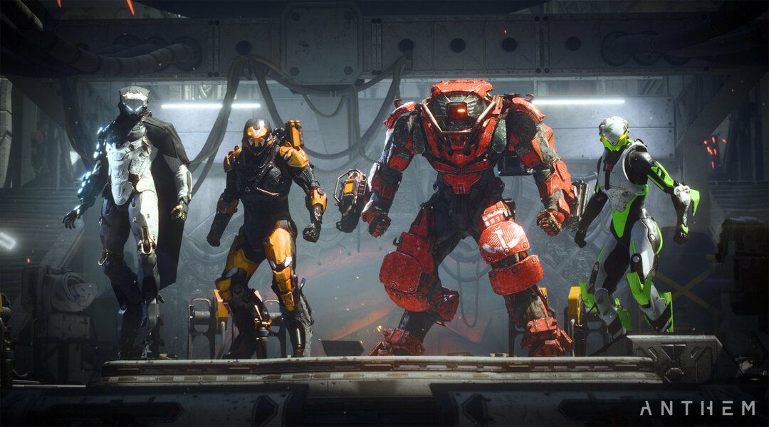 E3 2019 Rumor Patrol: Anthem May Go Free-to-Play | Game Rant