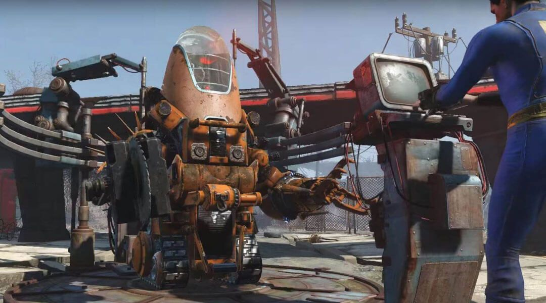 50% Off Fallout 4 and Season Pass in GMG Spring Sale   Game Rant