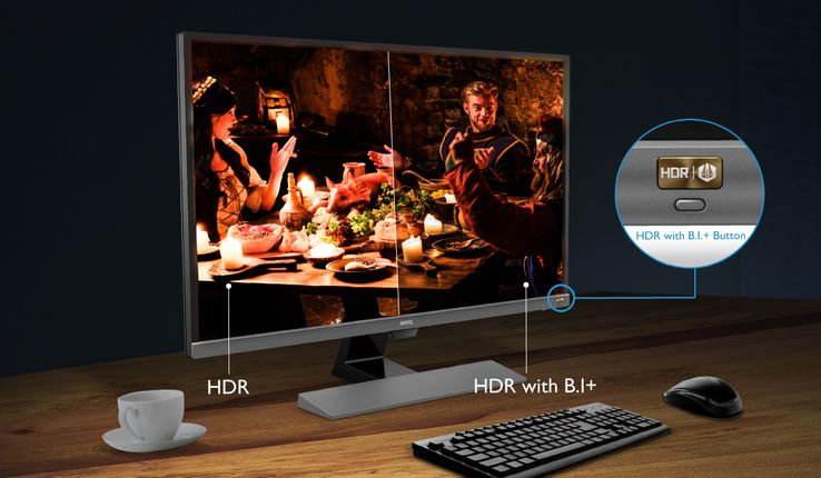 BenQ EL2870U 28-Inch 4k HDR Gaming Monitor Review | Game Rant