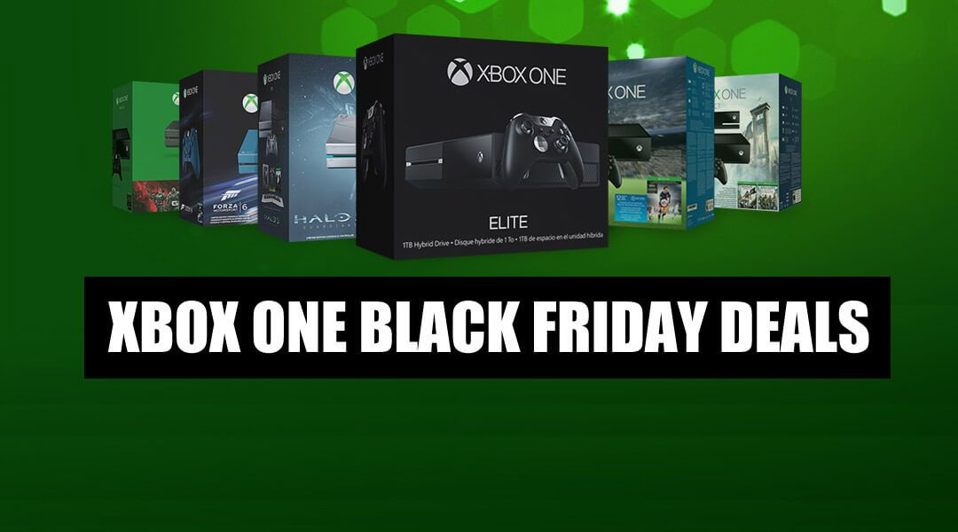 The Best Xbox One Bundle Black Friday Deals from A to Z
