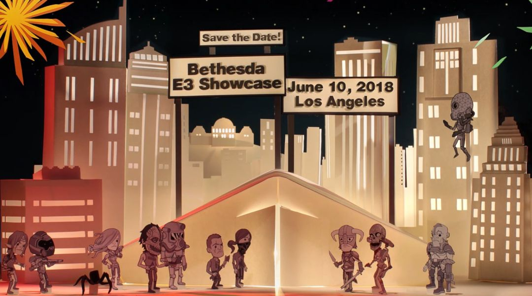 Rumor: Bethesda to Announce Ghostwire Tokyo and Deathloop New IP at E3