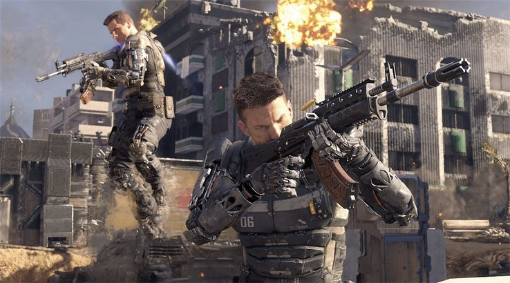 Black Ops 3 Features 4-Player Split-Screen for Zombies