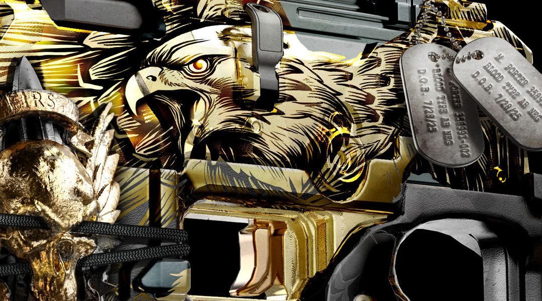 Every Gun In Call of Duty: Black Ops 4 Has A Signature Variant