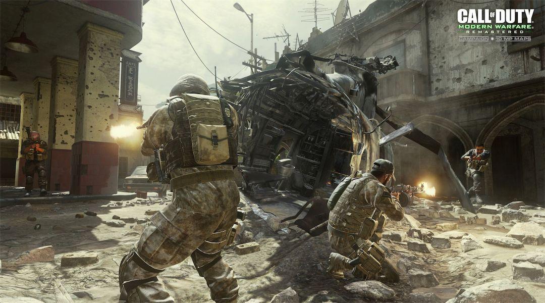 Modern Warfare Remastered Has Double the Controller Sensitivity