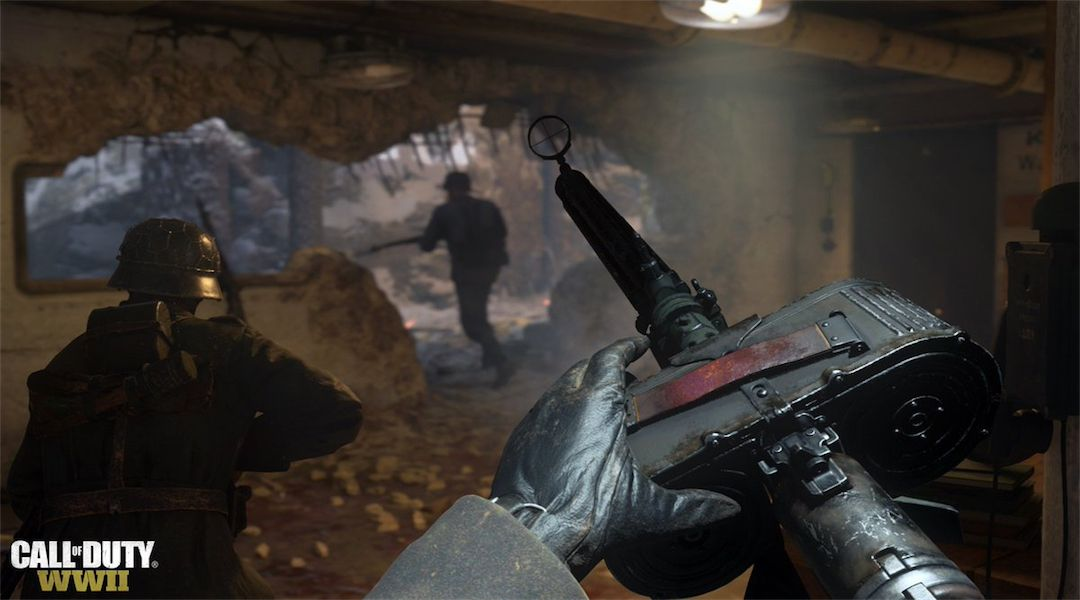 Call Of Duty Ww2 Not Coming To Nintendo Switch Dev Reconfirms