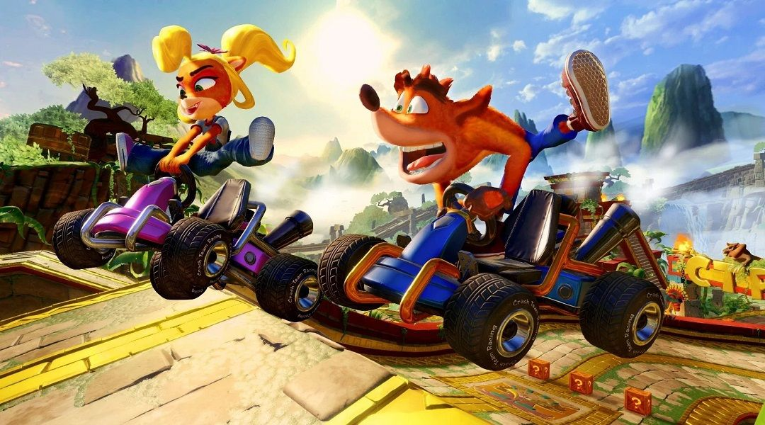 All Crash Team Racing Nitro-Fueled Cheats | Game Rant