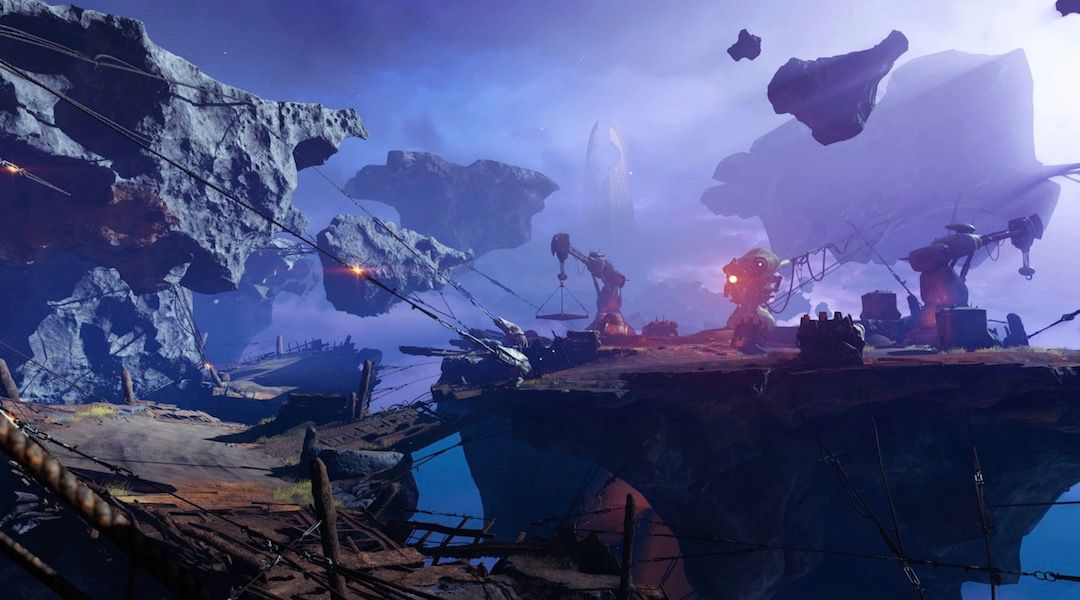 Destiny 2: How to Unlock the Dreaming City | Game Rant