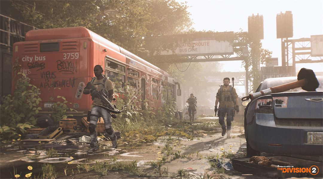 The Division 2 Dark Zone Changes Loot System, Adds Three Separate