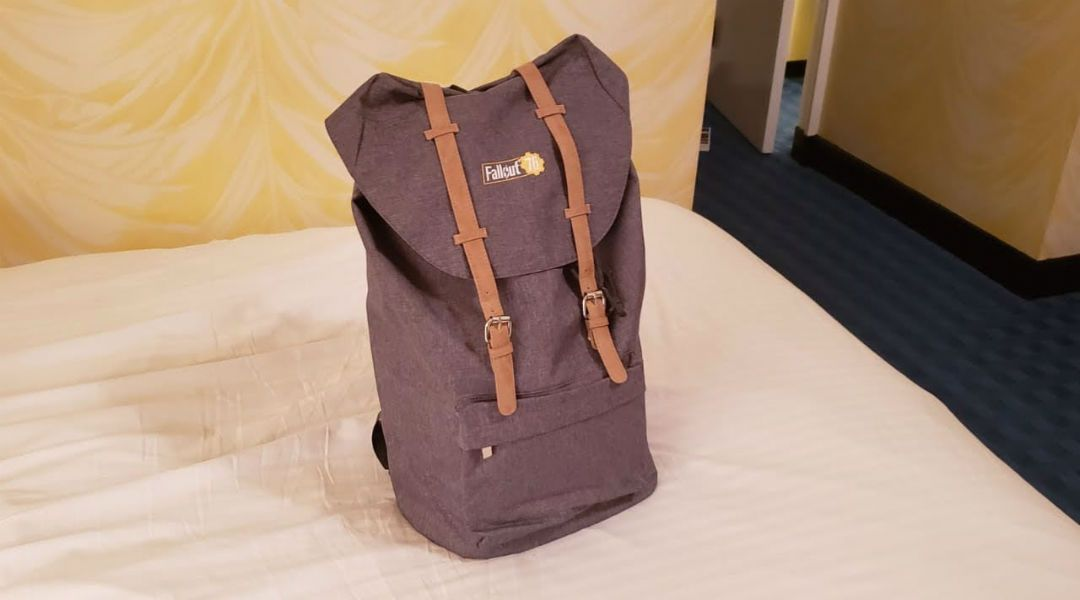 Fallout 76 High-Quality Bags Given Free to Fallout Influencers