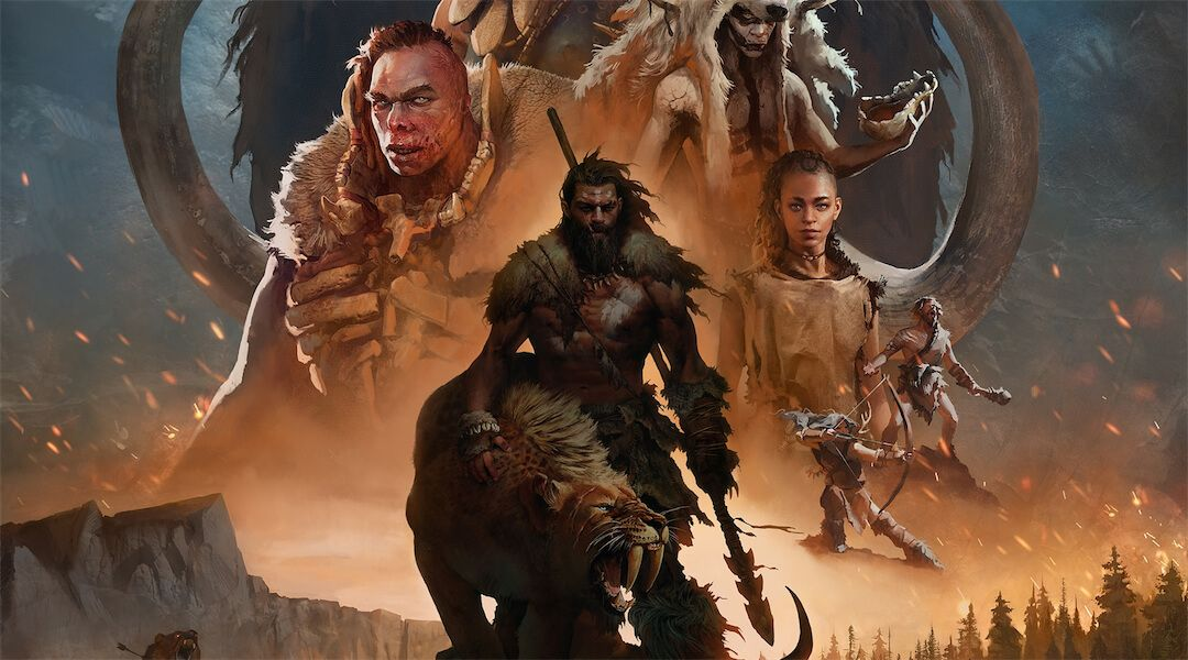 Far Cry Primal S Map Is The Same As Far Cry 4 S Game Rant