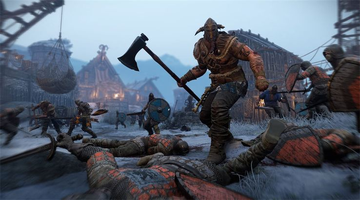 For Honor Tournaments Ban Peacekeeper for Being Too OP