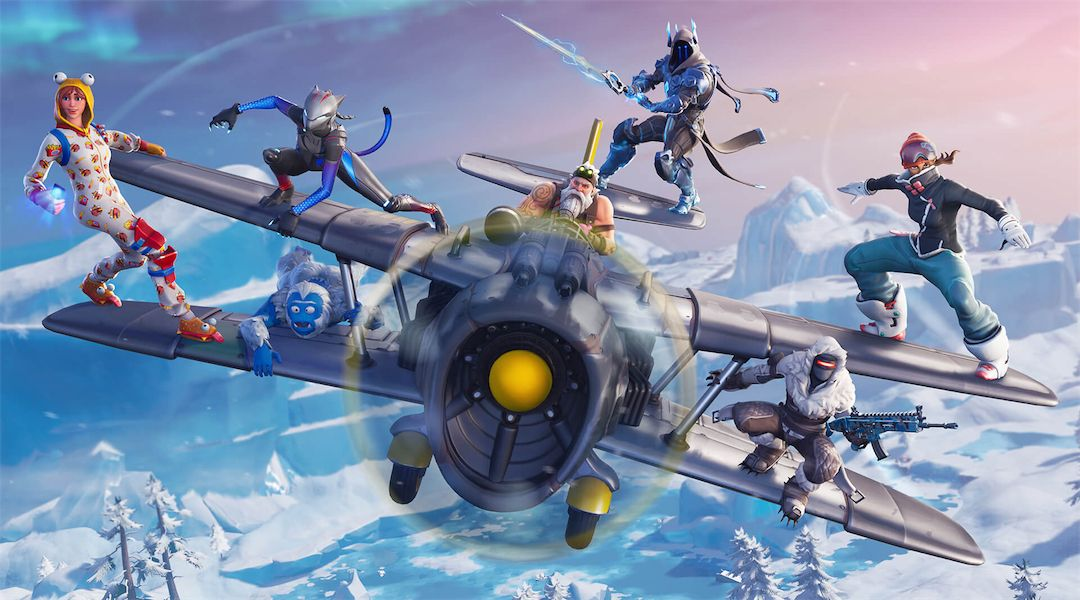 Fortnite How To Complete All Season 7 Week 4 Challenges