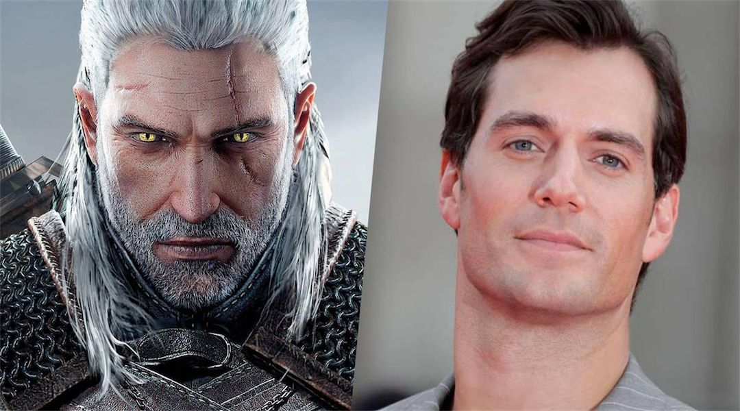 Henry Cavill Will Play Geralt In The Witcher Tv Series