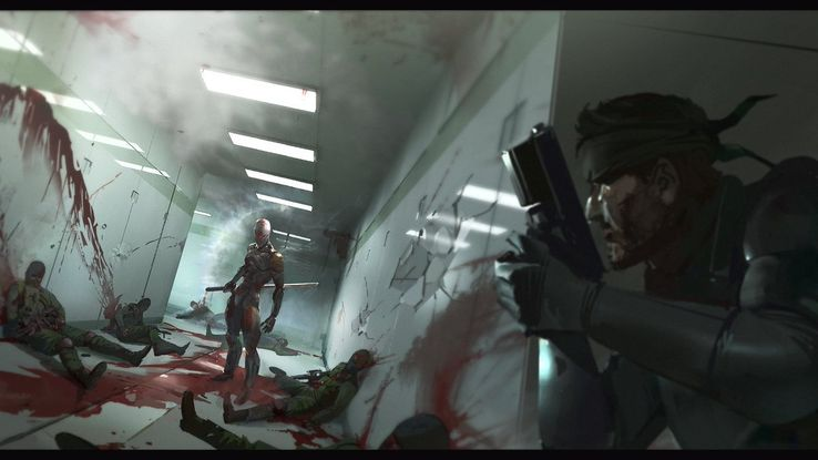 Metal Gear Solid Movie Director Shares Concept Art Drops