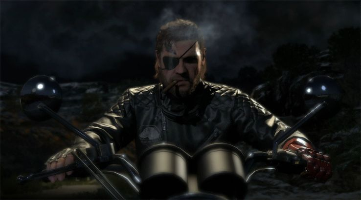 10 Facts You Didn T Know About Venom Snake In Metal Gear Solid