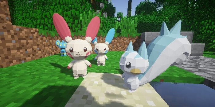 Mod Brings Pokemon to 'Minecraft' | Game Rant