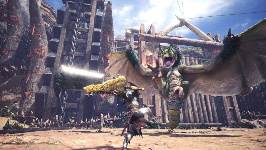 Monster Hunter World: How to Increase Your Hunter Rank