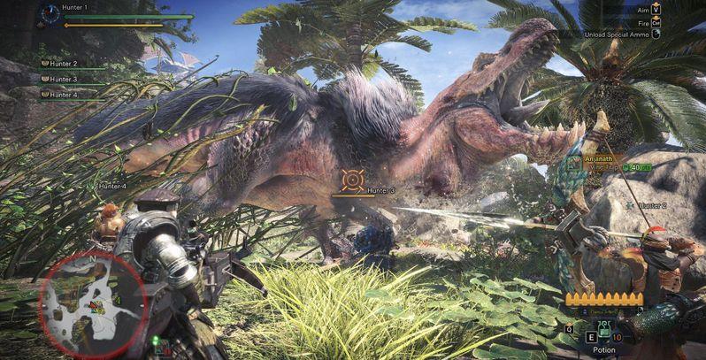 Monster Hunter World PC Release Date Revealed | Game Rant