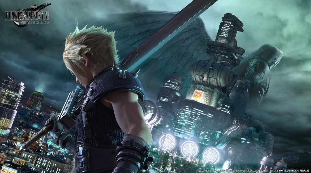 How Far Along is the Final Fantasy 7 Remake?