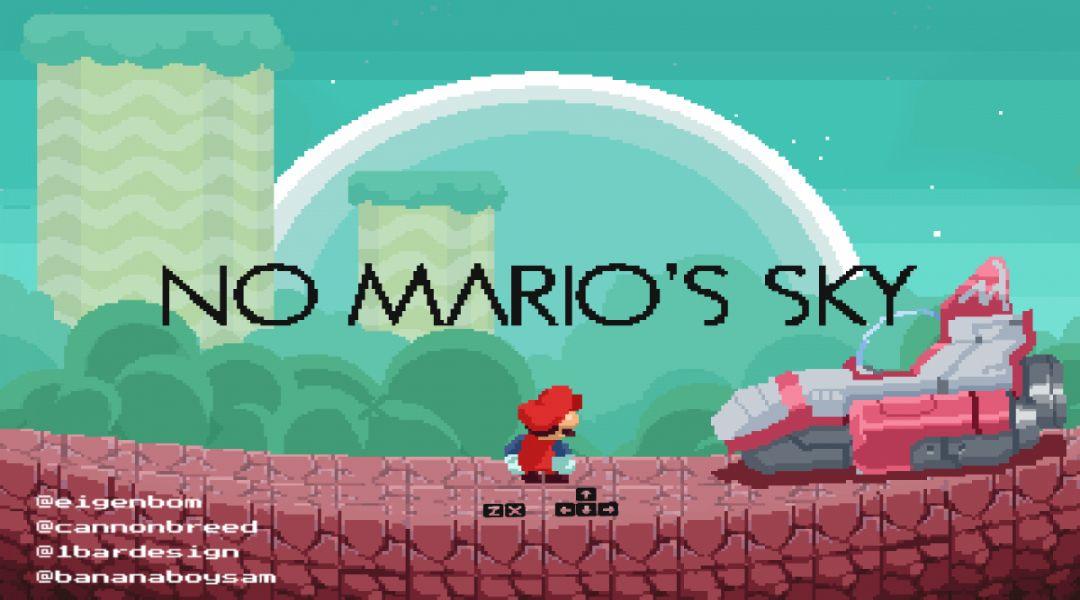No Mario's Sky Fan Game Shut Down By Nintendo, Developer Finds