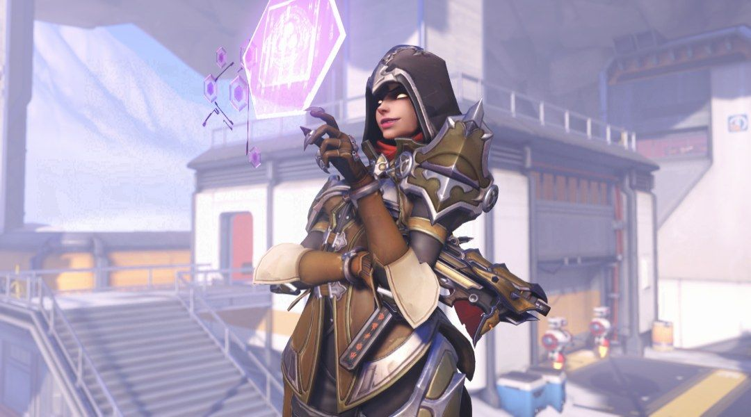 Overwatch: How to Get the Sombra Demon Hunter Skin   Game Rant