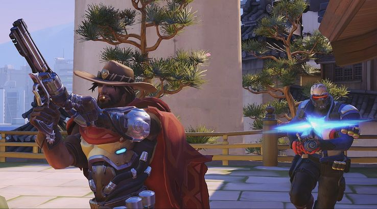 Overwatch Dev Calls For Ban On Console Keyboard And Mouse Users