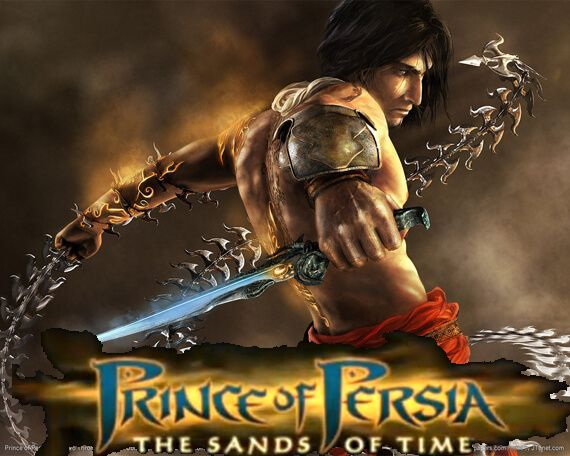Prince Of Persia Game Video Used To Sell Movie Game Rant