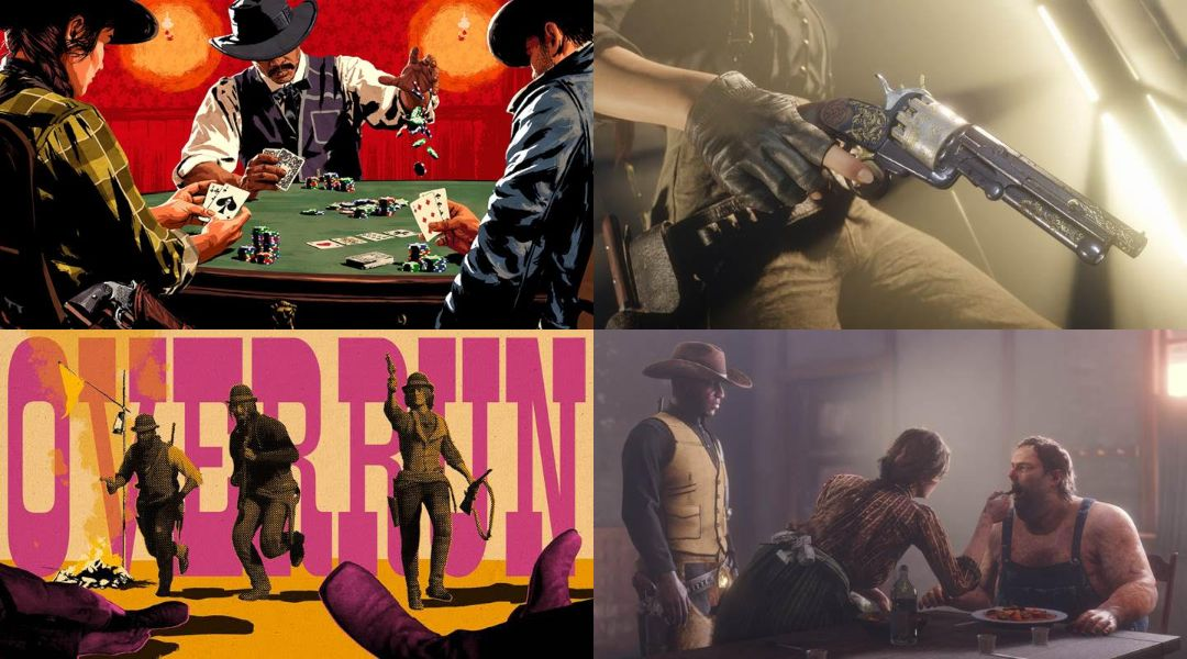 Massive Red Dead Online Update Adds New Missions, Events, and More