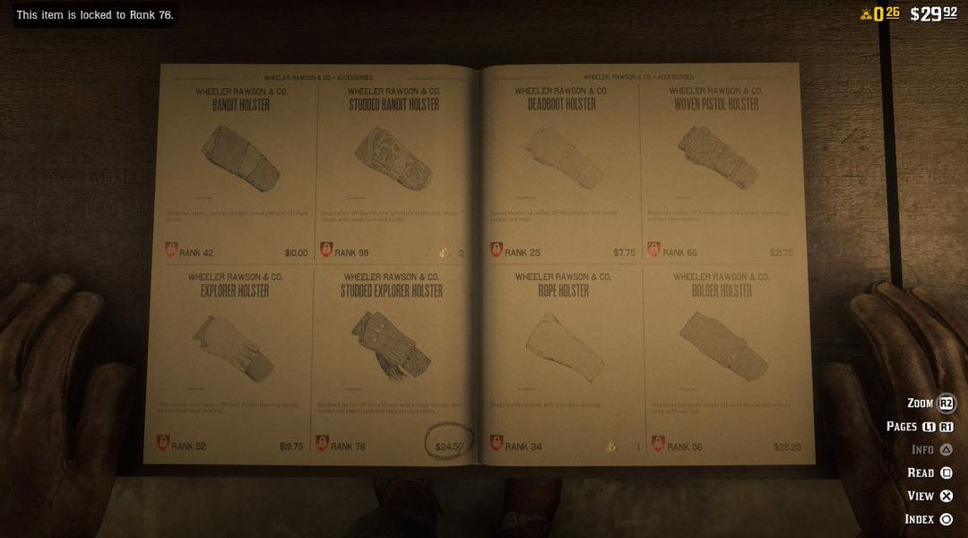 Red Dead Online: How to Dual Wield Pistols | Game Rant