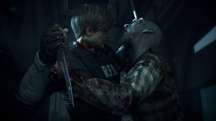 Resident Evil 2 Remake Xbox One File Size Revealed | Game Rant