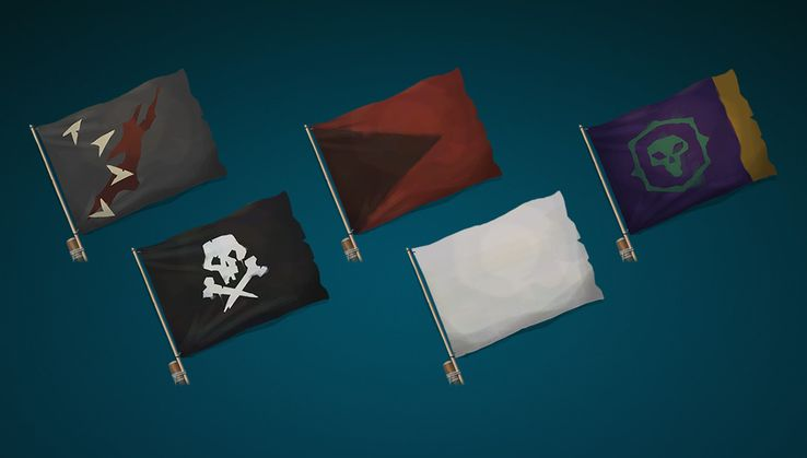 Sea of Thieves Hungering Deep Update to Add Drums, Tattoos, and Flags