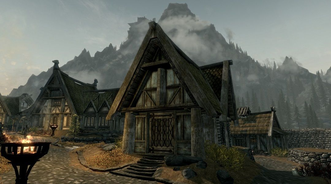Skyrim Guide: How To Build A House | Game Rant