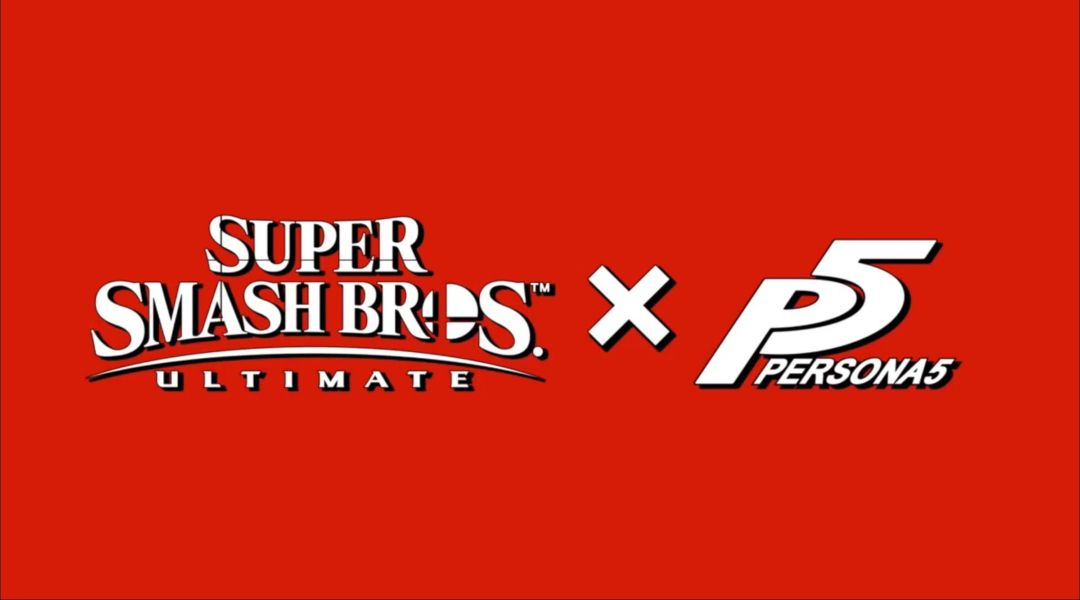 Super Smash Bros  Ultimate First Challenger Pack Adds Persona 5