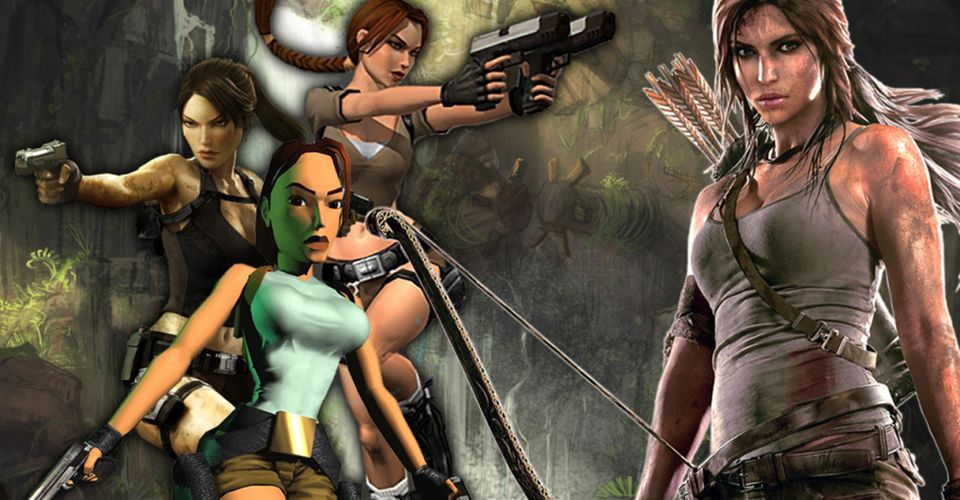 The 5 Best Tomb Raider Games Game Rant